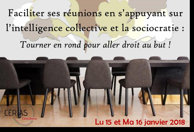 Annonce sociocratie janvier 2018