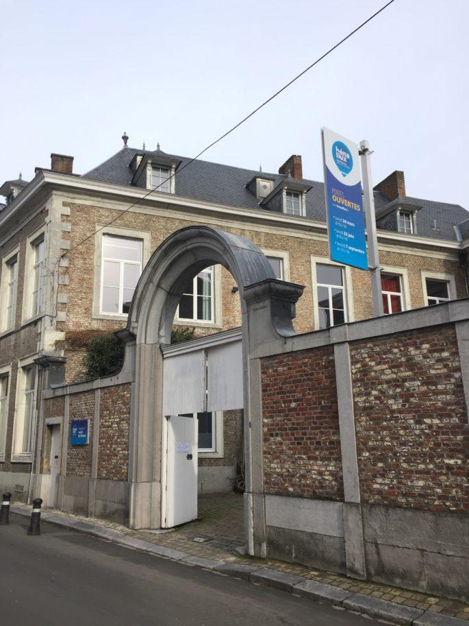 Batiments du département Social de la Henallux à Namur